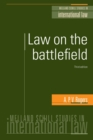 Image for Law on the battlefield