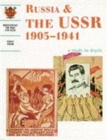 Image for Russia & the USSR, 1905-1941  : a study in depth