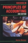 Image for Success in principles of accounting