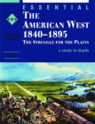 Image for The American West 1840-1895  : the struggle for the plains