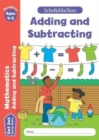 Image for Get Set Mathematics: Adding and Subtracting, Early Years Foundation Stage, Ages 4-5