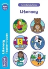 Image for Get Set Literacy Teacher's Guide: Early Years Foundation Stage, Ages 4-5