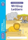 Image for Get Set Literacy: Writing Letters, Early Years Foundation Stage, Ages 4-5