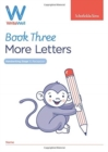Image for WriteWell 3: More Letters, Early Years Foundation Stage, Ages 4-5
