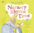 Image for Nursery rhyme time  : favourite rhymes and lullabies