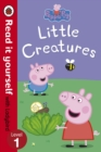 Image for Little creatures