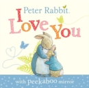Image for I love you  : with peepaboo mirror