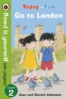 Image for Topsy and Tim go to London