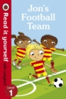 Image for Jon's football team