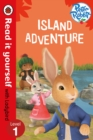 Image for Island adventure  : based on the Peter Rabbit TV series