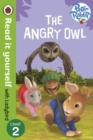 Image for The angry owl  : based on the Peter Rabbit TV series