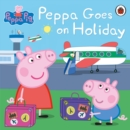 Image for Peppa goes on holiday