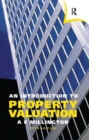Image for An Introduction to Property Valuation