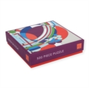 Image for Frank Lloyd Wright March Balloons 500 Piece Puzzle : Puz 500 Frank Lloyd Wright March Balloons