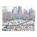 Image for Michael Storrings Winter In Central Park 1000 Piece Puzzle