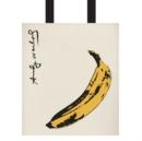 Image for Andy Warhol Banana Tote Bag