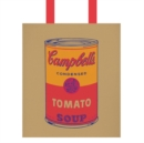 Image for Andy Warhol Campbell's Soup Tote Bag