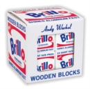 Image for Andy Warhol Brillo Wooden Blocks