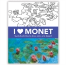 Image for I Heart Monet Activity Book