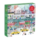 Image for Michael Storrings New York City Subway 500 Piece Puzzle