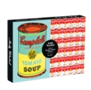 Image for Andy Warhol Soup Can 2-sided 500 Piece Puzzle