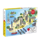 Image for New York City Map 1000 Piece Puzzle