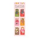 Image for Cool Cats Magnetic Bookmarks