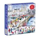 Image for Michael Storrings Bow Bridge In Central Park 500 Piece Puzzle