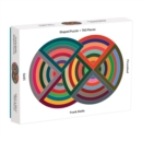 Image for Moma Frank Stella 750 Piece Shaped Puzzle