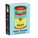 Image for Andy Warhol Mini Shaped Puzzle Campbell's Soup