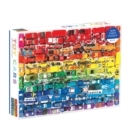 Image for Rainbow Toy Cars 1000 Piece Puzzle