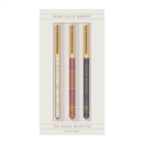 Image for Frank Lloyd Wright The House Beautiful Everyday Pen Set