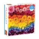 Image for Rainbow Summer Flowers 500 Piece Puzzle