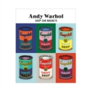 Image for Andy Warhol Soup Can Magnets