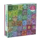 Image for Succulent Spectrum 500 Piece Puzzle
