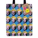 Image for Andy Warhol Marilyn Monroe Tote Bag