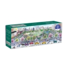Image for Michael Storrings Cityscape 1000 Piece Panoramic Puzzle