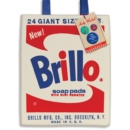 Image for Andy Warhol Brillo Tote Bag