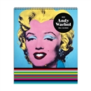Image for Andy Warhol 2022 Tiered Wall Calendar