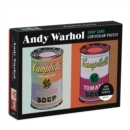Image for Andy Warhol Soup Cans 300 Piece Lenticular Puzzle