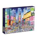 Image for Michael Storrings Times Square 1000 Piece Puzzle