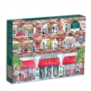 Image for Michael Storrings A Day at the Bookstore 1000 Piece Puzzle