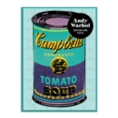 Image for Andy Warhol Soup Can Greeting Card Puzzle