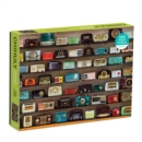 Image for Chihuly Vintage Radios 1000 Piece Puzzle