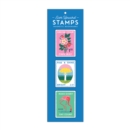 Image for Ever Upward Stamps Shaped Magnetic Bookmarks
