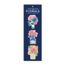 Image for Ever Upward Florals Shaped Magnetic Bookmarks
