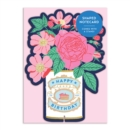 Image for Ever Upward Birthday Shaped Notecard w/Stand