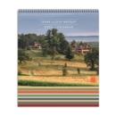 Image for Frank Lloyd Wright 2022 Tiered Wall Calendar