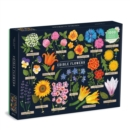 Image for Edible Flowers 1000 Piece Puzzle