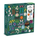 Image for Butterfly Botanica 500 Piece Puzzle with Shaped Pieces